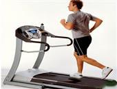 跑步机(10%坡度,7mph,11.3千米/小时)