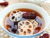 冬季莲藕如何挑:7孔藕最软糯