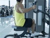 旋转健身机(坐着)
