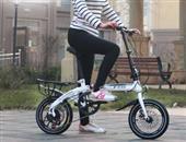 小轮自行车