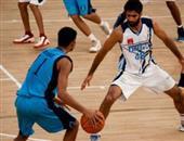 打篮球(比赛)