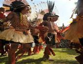 传统美洲印第安人舞