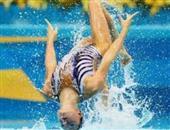 水中柔软体操