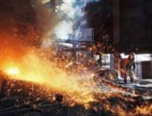 钢铁厂工作