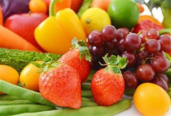 蔬菜色彩搭配营养价值更好