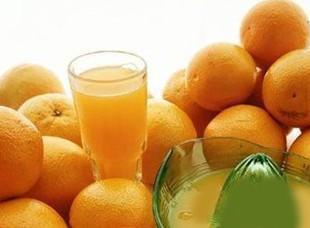 橙色水果蔬菜可你解决小腹