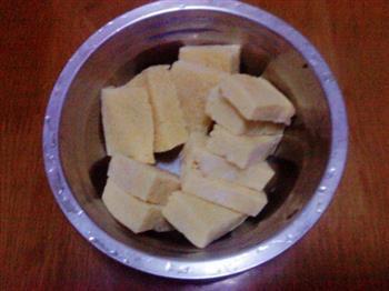 木耳拌豆腐的做法图解2
