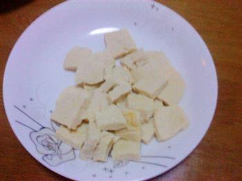 木耳拌豆腐的做法图解5