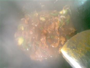 黑胡椒猪肉饭的做法图解6