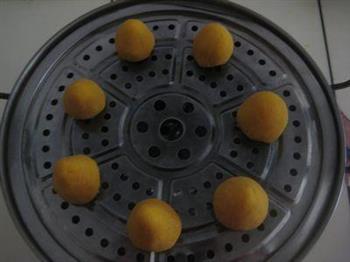 奶香玉米窝窝头的做法图解11