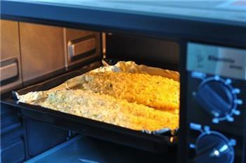 香酥烤鱼柳的做法步骤11