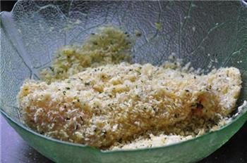 香酥烤鱼柳的做法步骤9