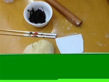 橄榄菜全蛋面包的做法图解4