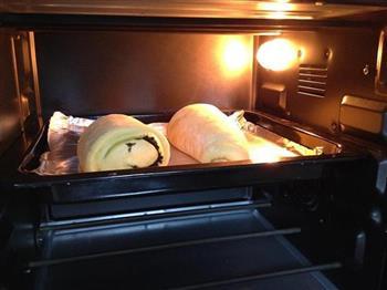 橄榄菜全蛋面包的做法图解8