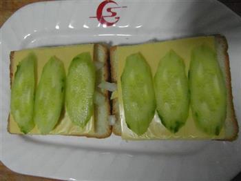 千岛牛肉吐司的做法图解7