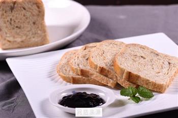 无糖全麦面包的做法图解11