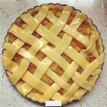 苹果派的做法图解12