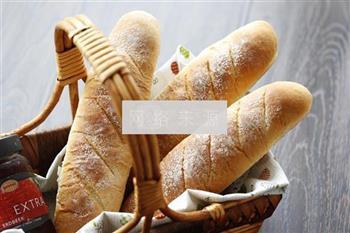 核仁葡萄干全麦面包的做法图解11