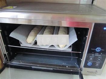 核仁葡萄干全麦面包的做法图解8