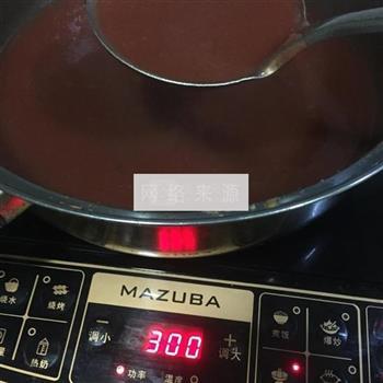 山楂果酱的做法图解8