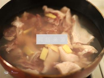 私房萝卜干老鸭汤的做法图解5