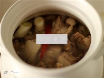 私房萝卜干老鸭汤的做法图解6