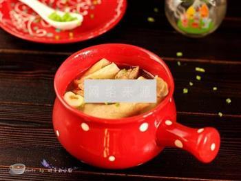 私房萝卜干老鸭汤的做法图解7