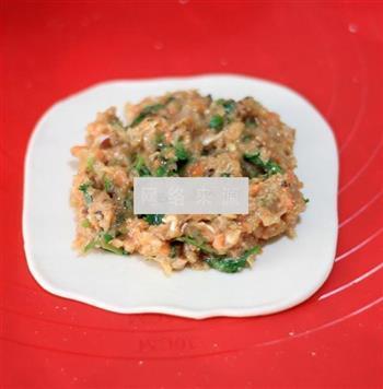 洋葱鲜肉饼的做法图解8
