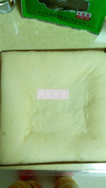 千岛香葱面包块的做法图解12