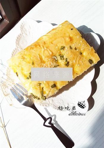 千岛香葱面包块的做法图解20