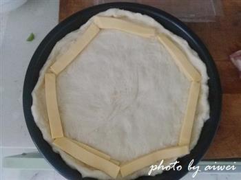 芝心披萨的做法图解17