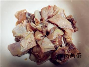 泰式土豆咖喱鸡的做法图解1