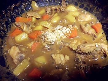 泰式土豆咖喱鸡的做法图解16