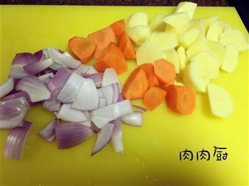 泰式土豆咖喱鸡的做法图解3