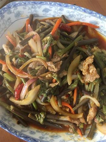 酸辣蕨菜的做法图解10