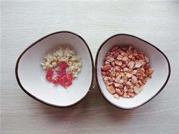 凉拌苦菊的做法图解3