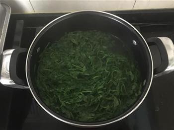凉拌野扁豆秧的做法图解3