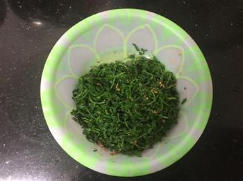 凉拌野扁豆秧的做法图解8