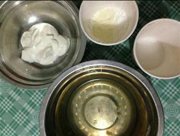 酸奶溶豆的做法图解1