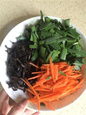 素炒豆芽菜的做法图解2