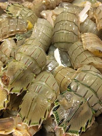 椒盐皮皮虾的做法图解1