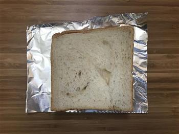 布丁烤吐司的做法图解1