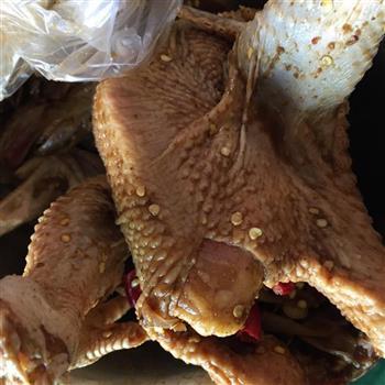 砂锅版窑鸡的做法图解6