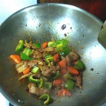 回锅肉的做法图解7