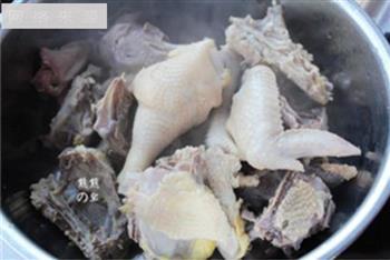 小鸡炖蘑菇的做法图解6