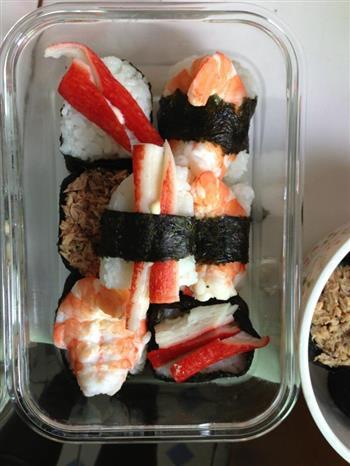 自制寿司的做法图解5