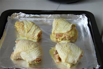 泰式烤鸡腿  的做法图解2