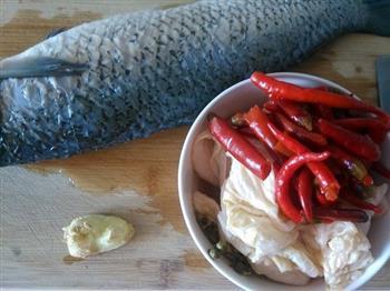 正宗四川酸菜鱼-冬季暖身的做法图解1