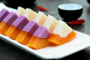 蜜汁木瓜水晶蓝莓冻   美颜瘦身佳品的做法图解19