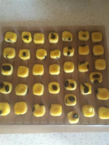 葡萄干蛋奶酥饼干的做法图解7